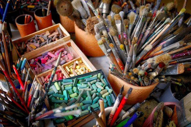 Permalink to:Atelier Peinture