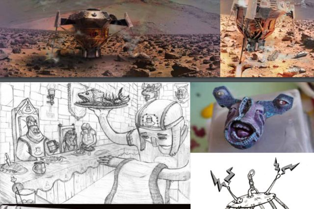 Atelier Illustration BD Manga Chartres